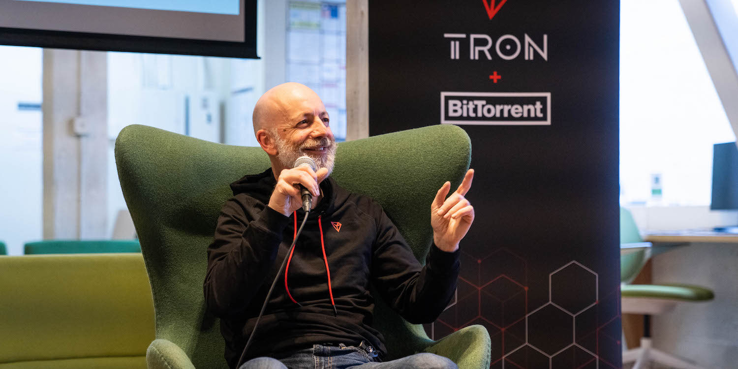 BitTorrent tech talk