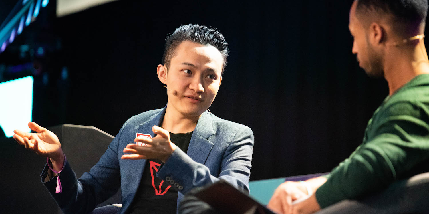 BitTorrent CEO, Justin Sun